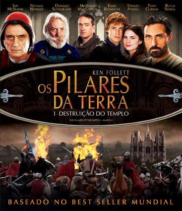 Capa do dvd da série. Fonte: cinegarimpo.com.br