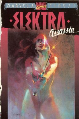 Elektra: Assassin.